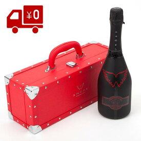 あす楽 エンジェル シャンパン ブリュットヘイロー レッド 箱付き 正規品 エンジェルシャンパン送料無料 誕生日 バースデー ウェディング パーティー開店御祝 周年記念 結婚御祝い インスタ映え