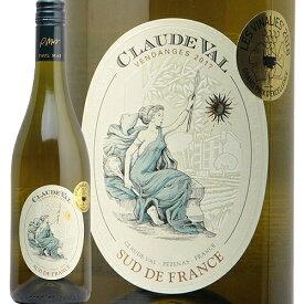 クロード ヴァル 白 2018 Claude Val Blanc 白ワイン フランス ラングドック ジャン クロード マス やや辛口 あす楽 即日出荷 モトックス