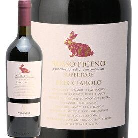 ロッソ ピチェーノ スペリオーレ イル ブレッチャローロ 2016 Rosso Piceno Superiore Il Brecciarolo ヴェレノージ赤ワイン イタリア エレガント 即日出荷 稲葉