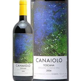 ビービーグラーツ カナイオーロ 2004 赤ワイン イタリア スーパータスカン