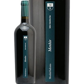 サリーチェ サレンティーノ 2015 or 2016 Menhir Salice Salentino メンヒル赤ワイン イタリア 即日出荷 プーリア メイワ