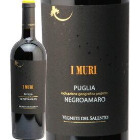 イ ムーリ ネグロアマーロ 2018 I MURI Negroamaro 赤ワイン イタリア プーリア サクラアワード ゴールド Real Wine Guide 旨安大賞 即日出荷 稲葉