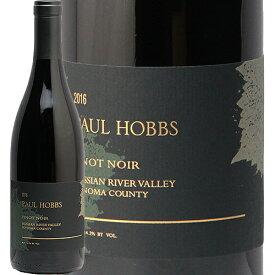 ポール ホブス ピノ ノワール ロシアン リヴァー ヴァレー 2016 Paul Hobbs Pinot Noir Russian River Valley 赤ワイン カリフォルニア ワイン イン スタイル アメリカ