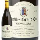 シャブリ グラン クリュ グルヌイユ 2017 ジャン ポール エ ブノワ ドロワン Chablis Grand Cru Les Grenouilles 白ワイン フランス 辛口 稲葉