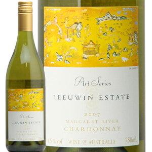 ルーウィン エステート アートシリーズ シャルドネ 2007 Leeuwin Estate Art Series Chardonnay スクリューキャップ 白ワイン オーストラリア アートラベル ヴィレッジセラーズ やや辛口 フルボディ