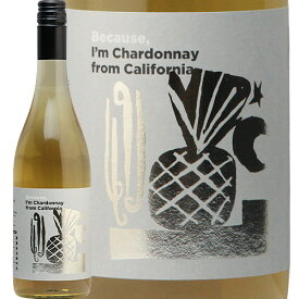 カリフォルニア シャルドネ 2017 ビコーズ California Chardonnay Because 白ワイン フィラディス アメリカ やや辛口