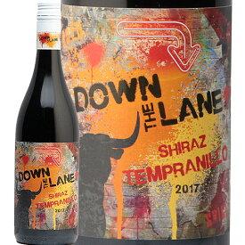 デ ボルトリ ダウン ザ レーン シラーズ / テンプラニーリョ 2017 or 2018 De Bortoli Down the Lane Shiraz Templanillo 赤ワイン オーストラリア ニュー サウス ウェールズ アートラベル ファームストン