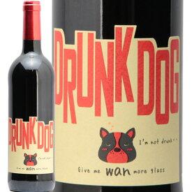 ドランク ドッグ 2016 フォルトゥーナ ワインズ Drunk Dog Fortuna Wines 犬 ドック 赤ワイン スペイン フルボディ アズマコーポレーション