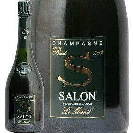 【2万円以上で送料無料】サロン 1999 Salon Blanc de Blanc ブラン ド ブラン バックヴィンテージ フィラディス