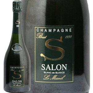 サロン 1999 Salon Blanc de Blanc ブラン ド ブラン バックヴィンテージ フィラディス