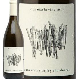 アルタ マリア ヴィンヤード シャルドネ 2013 Alta Maria Vinyard Chardonnay 白ワイン カリフォルニア サンタ マリア ヴァレー アイコニックワイン