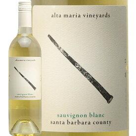 アルタ マリア ヴィンヤード ソーヴィニヨン ブラン 2015 Alta Maria Vinyard Sauvignon Blanc 赤ワイン カリフォルニア サンタ マリア ヴァレー アイコニックワイン