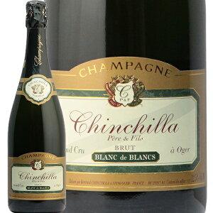 シャンシーラ ブラン ド ブラン ブリュット NV Chinchilla Blanc de Blancs Brut グラン クリュ オジェ 辛口 フィラディス シャンパン シャンパーニュ フランス