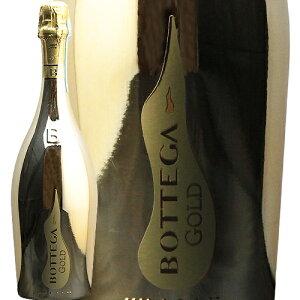 ボッテガ ゴールド イタリア スパークリング スプマンテ やや辛口 泡 あす楽 即日出荷 かわいい おしゃれ 日本酒類販売 BOTTEGA GOLD