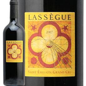 シャトー ラセグ 2007 CHATEAU LASSEGUE 赤ワイン フランス ボルドー フルボディ ジャルックス 即日出荷 サンテミリオン