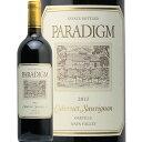 パラダイム カベルネソーヴィニヨン 2013 PARADIGM CABERNET SAUVIGNON 赤ワイン アメリカ カリフォルニア フルボディ ナパヴァレー バレー