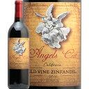 エンジェルズ カット オールド ヴァイン ジンファンデル 2016 Angels Cut Old Wine Zinfandel 赤ワイン アメリカ カリフォルニア フルボディ ジリオン