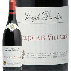 ボジョレー ヴィラージュ 2016 メゾン ジョセフ ドルーアン Beaujorais Villages Maison Joseph Drouhin フランス ブルゴーニュ ガメイ 三国ワイン