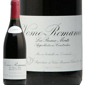 ヴォーヌ ロマネ 1級 レ ボー モン 1999 ドメーヌ ルロワ Vosne Romanee Les Beaux Monts Domaine Leroy 赤ワイン フランス ブルゴーニュ 希少 飲み頃 フィラディス