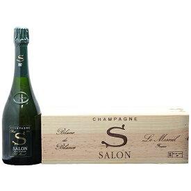 サロン ブラン ド ブラン 1997 箱付き Salon Millesime Blanc de Blancs フランス シャルドネ フィラディス