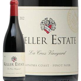 ケラー ラ クルーズ ヴィンヤード ピノ ノワール 2012 Keller La Cruz Vineyard Pinot Noir 赤ワイン アメリカ カリフォルニア ソノマ 辛口 布袋ワインズ
