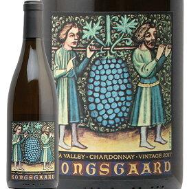 コングスガード シャルドネ ナパ ヴァレー 2017 Kongsgard Chardonnay Napa Valley 白ワイン アメリカ カリフォルニア フルボディ 中川ワイン やや辛口