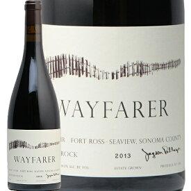ウェイフェアラー ピノノワール マザー ロック 2013 WAYFARER (by Pahlmeyer) PINOT NOIR Mother Rock 赤ワイン アメリカ カリフォルニア