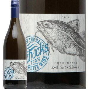 シャックス フィッシュ シャルドネ 2014 Schucks Fish Chardonnay North Coast 白ワイン アメリカ カリフォルニア NAPAOFFICE 辛口 あす楽 即日出荷