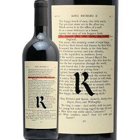 レアム ザ バード ナパ ヴァレー レッド ワイン 2017 Realm The Bard Napa Valley Red Wine 赤ワイン アメリカ カリフォルニア 中川ワイン