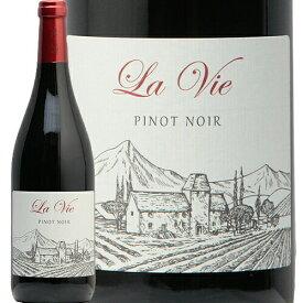 ラ ヴィ ピノ ノワール 2017 ドメーニレ サハティーニ La Vie Pinot Noir Domeniile Sahateni 赤ワイン ルーマニア リアルワインガイド アズマコーポレーション