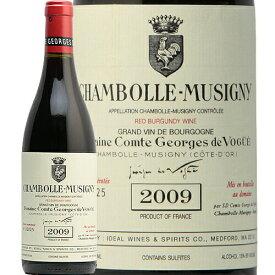 シャンボール ミュジニー 2009 コント ジョルジュ ド ヴォギュエ Chambolle Musigny Comtes Georges de Vogue 赤ワイン フランス ブルゴーニュ フィラディス ピノノワール