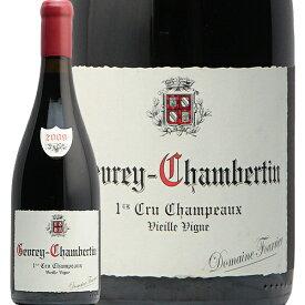 ジュヴレ シャンベルタン 1級 シャンポー V.V. 2009 ドメーヌ フーリエ Gevrey Chambertin 1er Champeaux Fourrier 赤ワイン フランス ブルゴーニュ 飲み頃 フィラディス 1er プルミエクリュ
