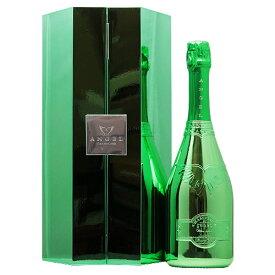 正規輸入品 エンジェル シャンパン ヴィンテージ グリーン 2005 ANGEL CHAMPAGNE VINTAGE 2005 GREEN 箱付き 正規品 送料無料 誕生日 バースデー ウェディング パーティー 開店御祝 周年記念 結婚御祝い インスタ映え