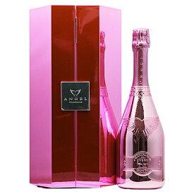 正規輸入品 エンジェル シャンパン ヴィンテージ ピンク 2005 ANGEL CHAMPAGNE VINTAGE 2005 PINK 箱付き 正規品 送料無料 誕生日 バースデー ウェディング パーティー 開店御祝 周年記念 結婚御祝い インスタ映え