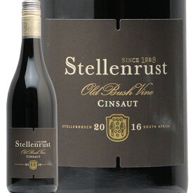 ステレンラスト オールド ブッシュヴァイン サンソー 2018 Stellenrust Old Bushvine Cinsault 赤ワイン 南アフリカ ステレンボッシュ マスダ