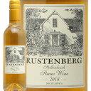 ラステンバーグ ステレンボッシュ ストローワイン 2019 375ml Rustenburg Stellenbosch Straw Wine 白ワイン 南アフリカ 甘口 デザートワイン マスダ 375ml ハーフボトル