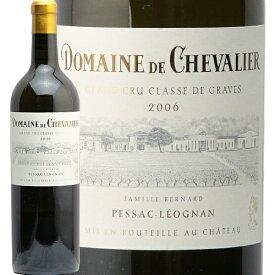 ドメーヌ ド シュヴァリエ ブラン 2006 Domaine de Chevalier Blanc 白ワイン フランス ボルドー グラーヴ ペッサク レオニャン JIS やや辛口