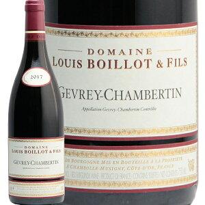 ジュヴレ シャンベルタン 2017 ルイ ボワイヨ Gevrey Chambertin Louis Boillot 赤ワイン フランス ブルゴーニュ フィラディス
