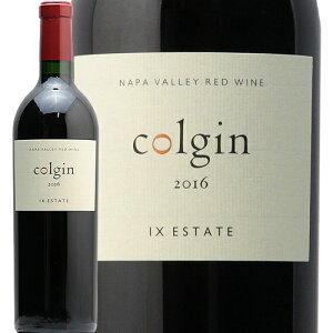 コルギン IXエステート ナパ ヴァレー レッド ワイン 2016 Colgin IX Estate Napa Valley Red Wine 赤ワイン カリフォルニア ナパ カルトワイン パーカー高得点 カベルネ ソーヴィニヨン 中川ワイン 100点