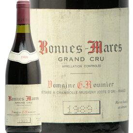 ボンヌ マール グランクリュ 1989 ジョルジュ ルーミエ Bonnes-Mares Grand Cru Georges Roumier 赤ワイン フランス グランクリュ ルーミエ 辛口 フィラディス 特級畑