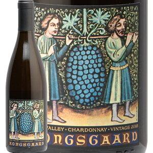 コングスガード シャルドネ ナパヴァレー 2018 Kongsgaard Chardonnay Napa Valley 白ワイン アメリカ カリフォルニア シャルドネ カルトワイン 辛口 中川ワイン