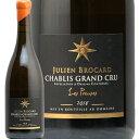シャブリ グランクリュ レ プリューズ 2018 ジュリアン ブロカール Chablis Grand Cru Les Preuses Julien Brocard 白ワイン フランス シャブリ シャル