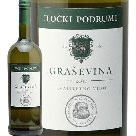 イロチュキ ポドゥルミ グラシェヴィーナ クラシック 1L 2017 Ilocki Podrumi Grasevina Classic 1000ml 白ワイン クロアチア アズマコーポレーション 辛口