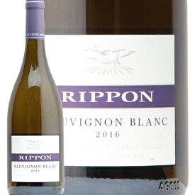 【2万円以上で送料無料】リッポン ソーヴィニヨン ブラン 2019 Rippon Sauvignon Blanc 白ワイン ニュージーランド セントラル オタゴ ビオディナミ ラックコーポレーション 辛口