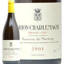 コルトン シャルルマーニュ グラン クリュ 2004 ボノー デュ マルトレ Corton Charlemagne Grand Cru Bonneau du Martray 白ワイン フランス ブルゴ