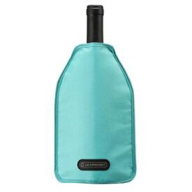 【2万円以上で送料無料】アイスクーラー スリーブ カリビアンブルー ル クルーゼ ワイングッズ 冷やす お手軽 簡単