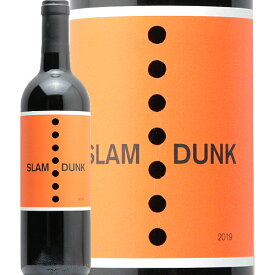 【2万円以上で送料無料】スラムダンク 2019 Slam Dunk 赤ワイン アメリカ カリフォルニア フルボディ プティ シラー ジンファンデル アイコニックワイン バスケットボール マイケルジョーダン 漫画 アニメ