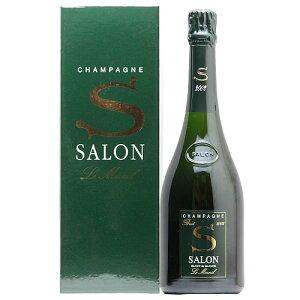サロン ギフトボックス入り 2002 Salon 正規品 シャンパン スパークリング フランス シャンパーニュ