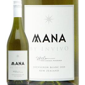 マナ バイ インヴィーヴォ ソーヴィニヨン ブラン 2020 Mana by Invivo Sauvignon Blanc 白ワイン ニュージーランド