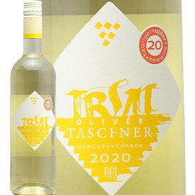 タシュナー イルサイ オリヴェール 2020 Taschner Irsai Oliver 白ワイン ハンガリー ショプロン イルシャイ 珍しい アズマコーポレーション やや辛口